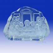 Last Supper Crystal Sculpture CR002LSP