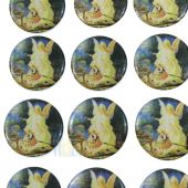 Guardian Angel Stickers  CR046G(12 stickers)