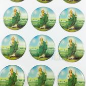 Saint Jude Stickers CR046S(12 stickers)