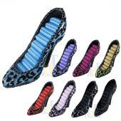 Sequin Shoe Ring Holder HW172