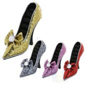 Glitter shoe ring holder HW193