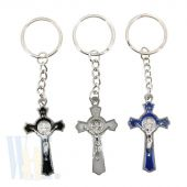 St. Benedict Cross Key Chain JK033