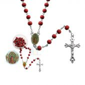 Lady of Guadalupe Scented Rosary JN018L