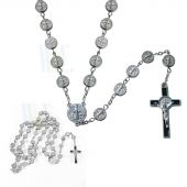 St. Benedict Medal Rosary JN112