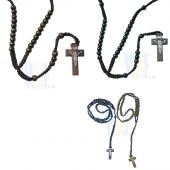 Wooden Rosary JN162A