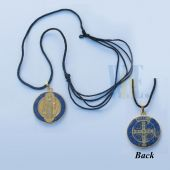 St. Benedict Medal with NecklaceJN222