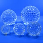 Crystal Golf Ball TH000 (Size: Small)