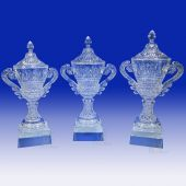 Crystal Cup Trophy TH139 (Size: Small)