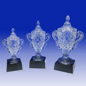 Crystal Cup Trophy TH141 (Size: Small)