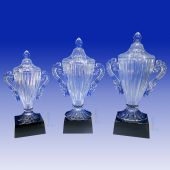 Crystal Cup Trophy TH143 (Size: Small)